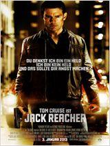 Cruise für die Rolle des Jack Reacher im gleichnamigen Film
