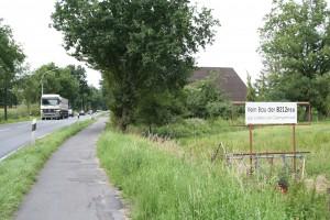B212 - Ortsumgehung Berne bis Harmenhausen