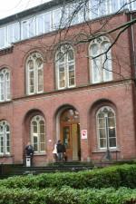 Oldenburger Landgericht - Aussenansicht des Landgerichts