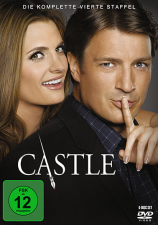 Castle, 6 DVDs. Staffel.4
