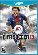 Fifa 13 - WII U -EA Sports - Fifa Soccer 13 - Poster