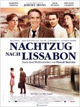 Buch Nachtzug nach Lissabonn, Mann mit Krawatte Bahnhof