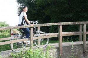 Bild von Fahrrad