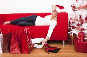 Weihnachten_Frau_Stress_000010984659Large