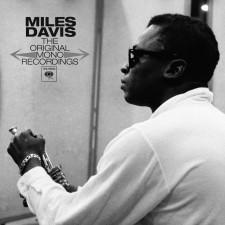 MILES DAVIS - MONO BOX COVER