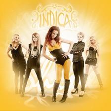 Cover_Indica_Shine Albumcover