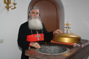 Syrisch-orthodoxer Erzbischof lebt in Delmenhorst