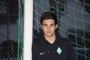 Marko Dedovic spielt bei Werder