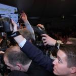Das Medieninteresse an der Miss-Germany-Wahl ist stets groß