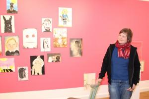 Ausstellung in der Städtischen Galerie Delmenhorst