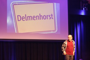 Bernhard Hoecker - Event in Delmenhorst