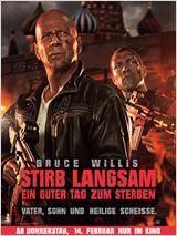 Stirb Langsam 5 - Ein guter Tag zum Sterben - Poster