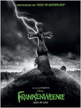 Frankenweenie Exclusive Character Victor and Sparky