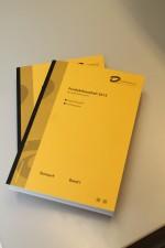 Broschuere for politics