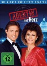 Agentin mit Herz - Scarecrow und Mrs. King Cover