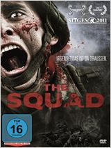 The Squad - Official Horror at it`s best - Poster