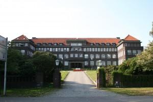 Krankenhaus mir Park Klinikum Delmenhorst