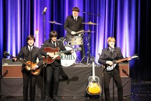 Beatlemania im Kleinen Haus